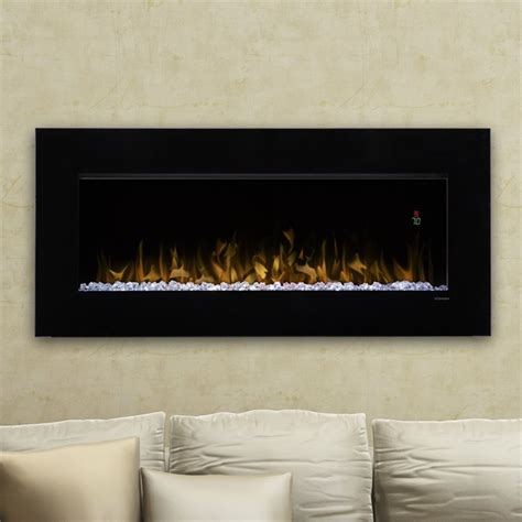 dimplex nicole wall mount electric fireplace dwfb