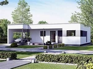 Kleine Fertighäuser Kaufen : moderner bungalow mit design carport unbedingt kaufen pinterest moderner bungalow ~ Watch28wear.com Haus und Dekorationen