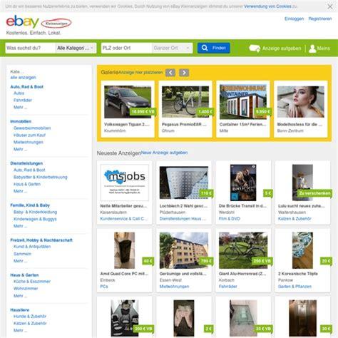 kostenlos einfach lokal anzeigen gratis inserieren mit ebay kleinanzeigen pearltrees