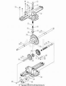 Troy Bilt 13ap60tp766 Horse  2006  Parts Diagram For