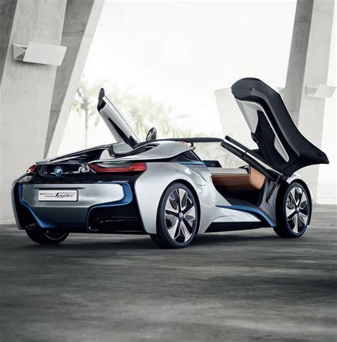 Bmw I8 Spyder Concept Shows The Way For A Production Model