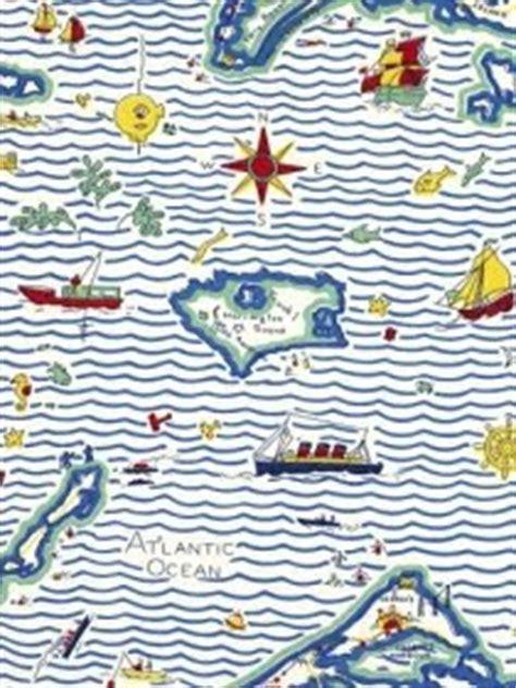 Fabrics  From Seashell to Beach to Nautical   Coastal