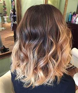 Balayage Hairstyles For Short Length Hair