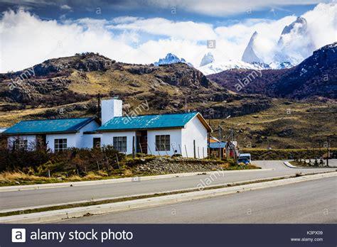 Argentina Patagonia Santa Cruz Province Stock Photos
