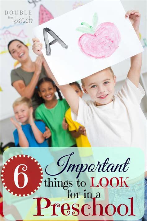 6 important things to look for in a preschool uplifting 852   preschoolimportantwatermark