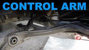 Lower Control Arm Replacement Honda Accord