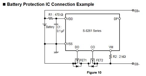Lithium Battery Protection Circuit Why Are There Two