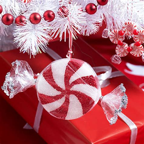 cool diy christmas ornaments  foodies shelterness