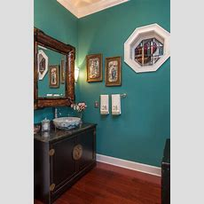 Decorative Vanity Powder Room Image Decor In Powder Room
