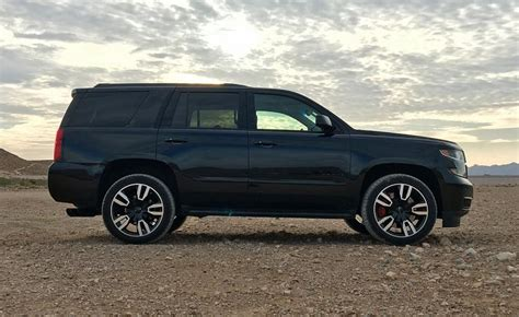 Black Chevy Tahoe Wallpaper by Report 2018 Chevrolet Tahoe Rst Ny Daily News
