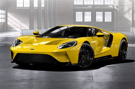 New Ford Supercar by Ford Begins Taking Owner Applications For All New Ford Gt