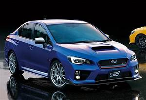 2016 Subaru WRX STi S207 - specifications, photo, price