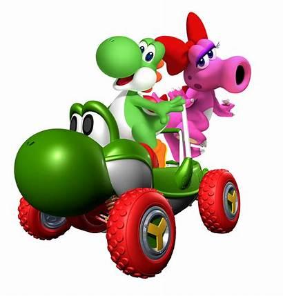 Mario Kart Clip Yoshi Clipart Team Fantendo