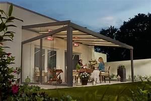 Glas berdachungen f r terrassen gamelog wohndesign for Glasüberdachungen für terrassen