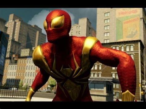 The Amazing Spiderman 2  Iron Spider Suit Showcase