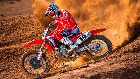 history of motocross racing honda red riders off road atv motocross and road