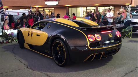 A Very Scary Bugatti Veyron Situation At The Trunk Or