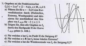 Nullstellen Berechnen Aufgaben : funktionenschar kurvendiskussion ns extrema wendepunkte etc mathelounge ~ Themetempest.com Abrechnung