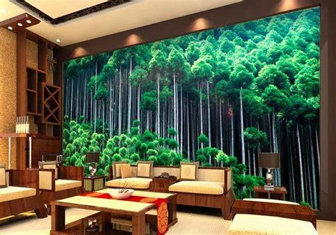 custom mural wallpaper room  photo wallpaper bamboo