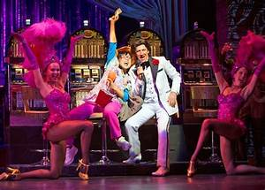 Apparently you should see quothoneymoon in vegasquot jason for Honeymoon in vegas musical