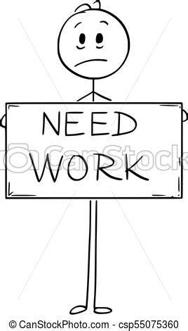arbeitslos arbeit hungrig traurige besitz beduerfnis