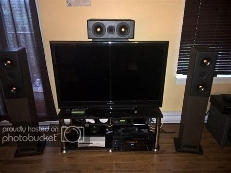 New Complete Diy Speaker Setup (mainly From Creativesound