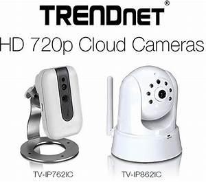 Smarthome  Trendnet U00ae Releases 720p Cloud Cameras