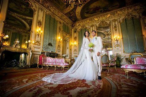 belvoir castle buckinghams wedding blog