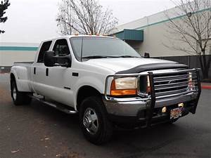 2001 Ford F  4x4    Dually    6 Speed Manual    7 3 L