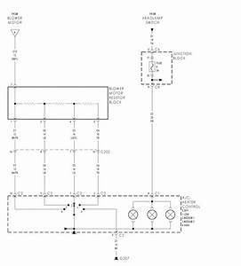 2001 Dodge Dakota Heater Wiring Diagram