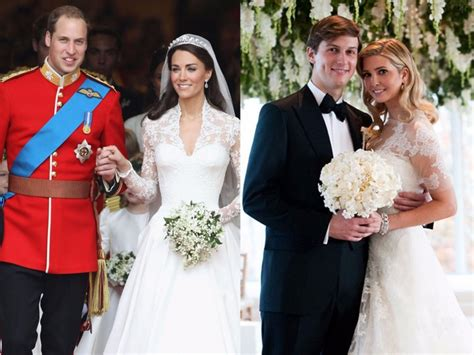 The Differences Between American Weddings And British
