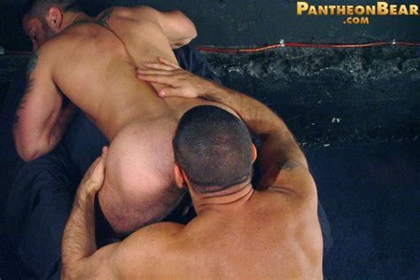 Manu Maltes And Edu Boxer Oral Sex In Prison By 3x Muscles
