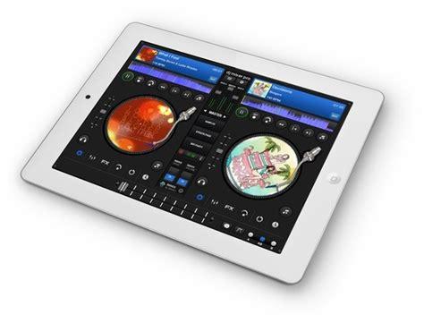 ipad mixing desk app dj mixer 8 for ipad dj mixer app pinterest ipad and