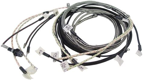 How Made I A Tractor Wiring Harnes by Wiring Harness Kit Ih Parts Ih Tractor Parts