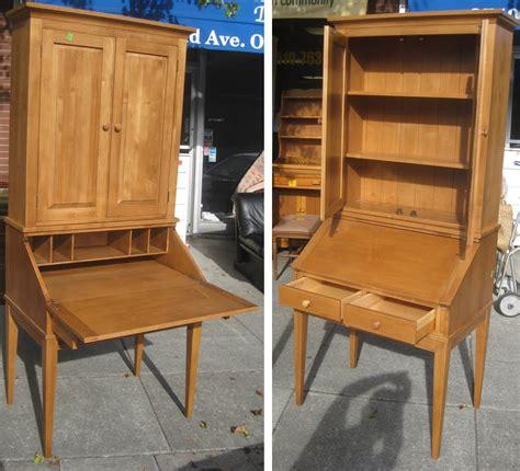 ethan allen secretary desk uhuru furniture collectibles sold ethan allen