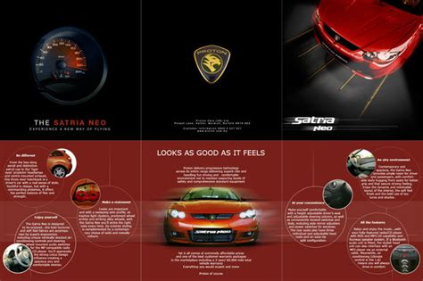 Automobile Brochure Design by 20 Car Brochure Designs That Will Drive You