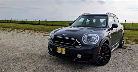 Review Mini Cooper Countryman by Mini Cooper S Countryman All4 Review