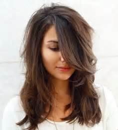 layered haircut thick hair 70 brightest medium length layered haircuts and hairstyles 5898