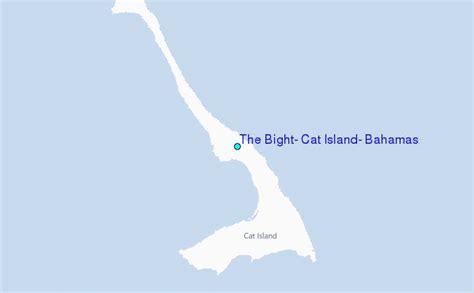 bight cat island bahamas tide station location guide