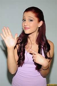 Ariana Grande Very Hot and so beautiful Studio HQ ...  Ariana