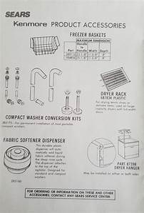 Find Your Manuals Here     Sears Kenmore Automatic Washer