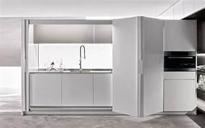 caratteristiche delle cucine a scomparsa la cucina With cucina a scomparsa
