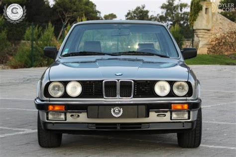 1987 Bmw E30 by Classic 1987 Bmw 325i E30 Coupe For Sale 3429 Dyler