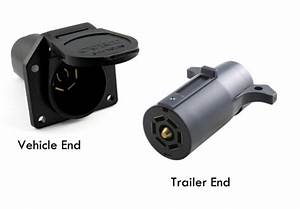 Trailer Electrical Connector Types