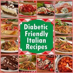 12 Diabetic Friendly Italian Recipes