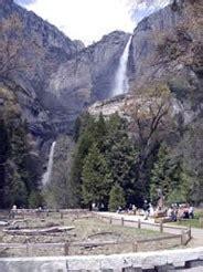 Waterfalls Yosemite National Park