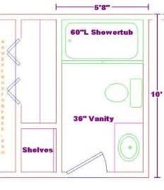 bathroom floor plans free free bathroom plan design ideas bathroom design 5 39 8 quot x10 size free bathroom floor plan with a 5