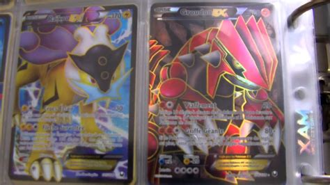 Ma Collection De Cartes Pokemon Partie 5 Youtube