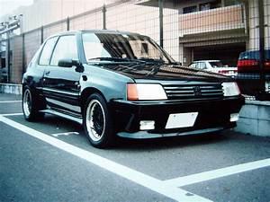 Nostalgic  Japanese 205 Gti