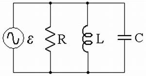 bandpass filter parallel rlc bandpass filter With uses of rlc circuit